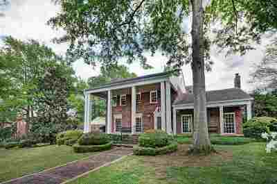 Jackson Single Family Home For Sale: 130 Woodland Cir
