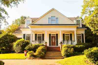 Ridgeland Single Family Home For Sale: 201 Bellewether Pass Dr