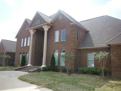 Lexington MS Single Family Home For Sale: $469,000