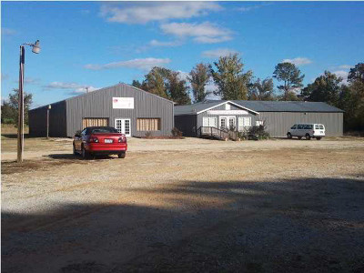 Magee Commercial For Sale: 2048 Simpson Hwy 49