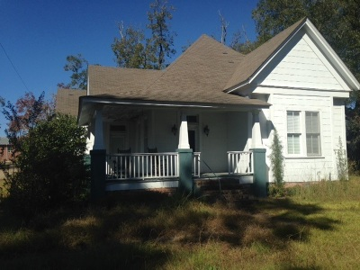 Jefferson Davis County Single Family Home For Sale: 2505 Leaf Ave