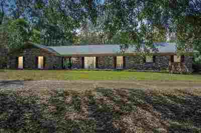 Jefferson Davis County Single Family Home For Sale: 701 Hwy 541 Hwy