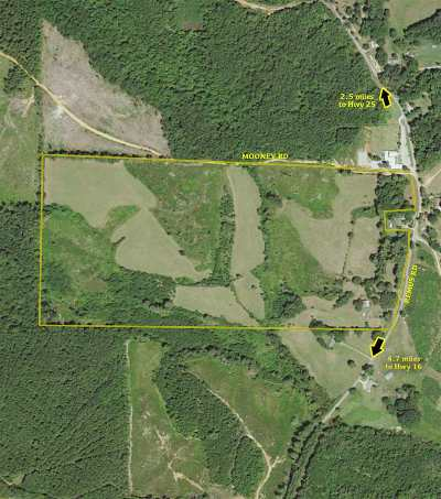 Leake County Residential Lots & Land For Sale: 2753 Remus Rd