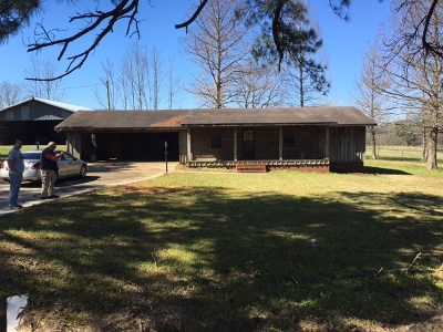 Scott County Single Family Home For Sale: 2204 Cooperville Rd