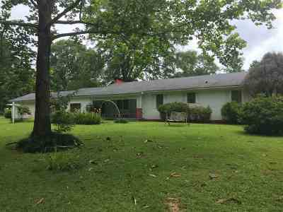 Scott County Single Family Home Contingent/Pending: 5919 Langs Mill Rd