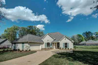 Canton Single Family Home For Sale: 401 Audubon Woods