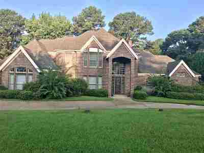 Jackson Single Family Home For Sale: 6023 Hanging Moss Rd