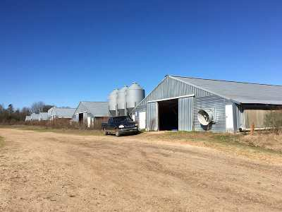 Carthage MS Commercial For Sale: $50,000