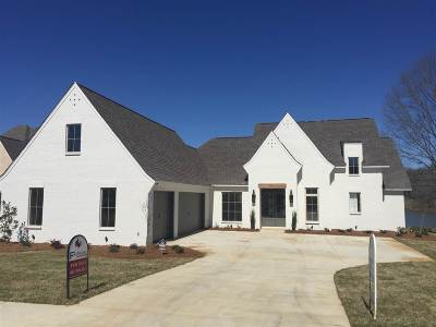 Madison Single Family Home For Sale: 126 Camden Trail #Lot 591
