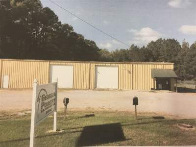 Leake County Commercial For Sale: 1951 N Pearl St