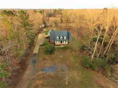 Rankin County Single Family Home Contingent/Pending: 395 Henry Byrd Rd