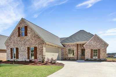 Flowood Single Family Home Contingent/Pending: 200 Duchess Ct