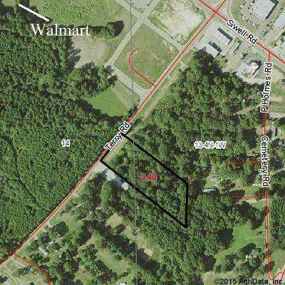 Byram Commercial For Sale: Terry Rd