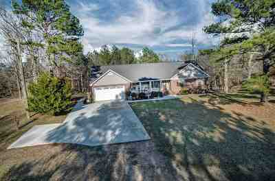 Carthage Single Family Home For Sale: 6495 Hwy 488 Hwy
