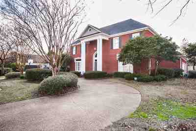 Ridgeland Single Family Home For Sale: 301 Oakmont Trl