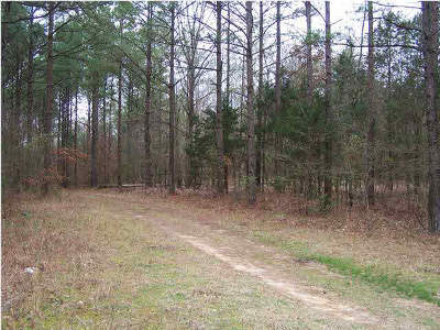 Madison County Residential Lots & Land For Sale: Robinson Springs Rd