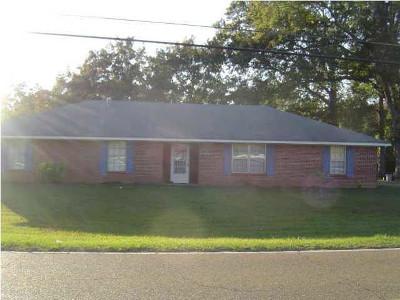 Jackson Single Family Home For Sale: 3813 Henderson Rd