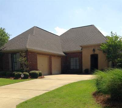 Madison Single Family Home For Sale: 109 Belle Ct