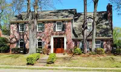 Jackson Single Family Home For Sale: 920 Newland St