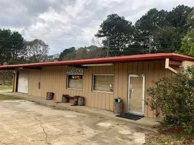 Carthage MS Commercial For Sale: $74,900