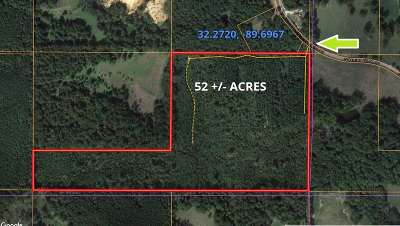 Scott County Residential Lots & Land For Sale: Water Tank Rd
