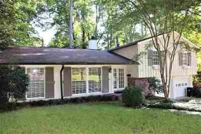 Jackson Single Family Home For Sale: 2266 N Cheryl Dr