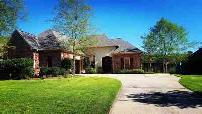 Flowood Single Family Home For Sale: 104 Belle Meade Blvd