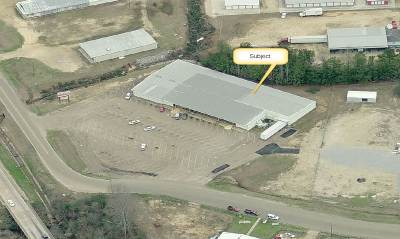 Magee Commercial For Sale: 101 Simpson Hwy 149