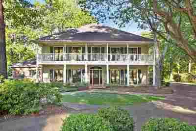 Ridgeland Single Family Home For Sale: 211 Sawbridge Dr
