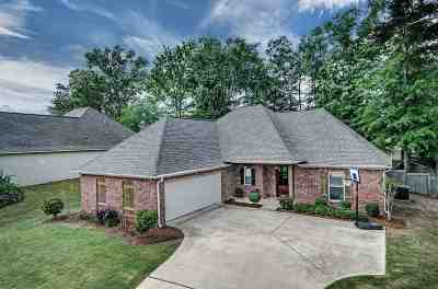Canton Single Family Home Contingent: 133 Bainbridge Crossing Dr