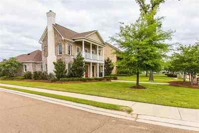 Brandon Single Family Home For Sale: 101 Arbor Landing