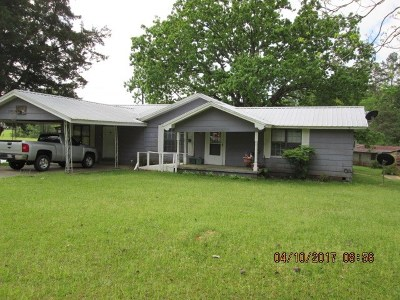 Carthage Single Family Home For Sale: 4881 Estes Mill Rd
