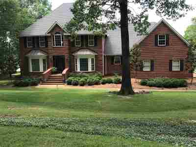 Madison Single Family Home For Sale: 310 Dover Ln