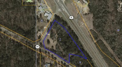 Mendenhall Commercial For Sale: Hwy 49