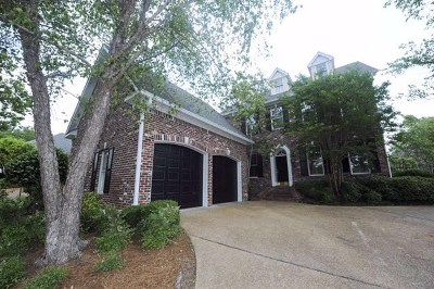 Ridgeland Single Family Home For Sale: 118 Overlook Pt Dr