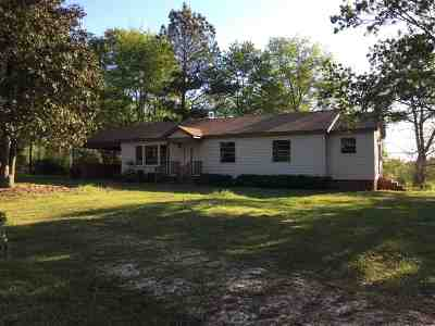 Mize Single Family Home For Sale: 641 Scr 37