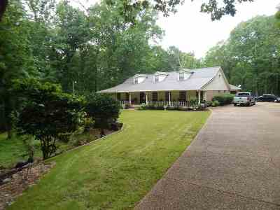 Hinds County Single Family Home For Sale: 2861 Palestine Rd