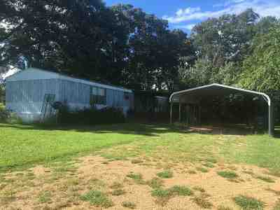 Leake County Mobile/Manufactured For Sale: 6671 Pleasant Grove Rd