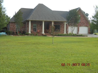 Florence, Richland Single Family Home For Sale: 2714 Star Rd