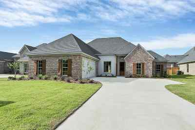 Flowood Single Family Home For Sale: 204 Duchess Ct