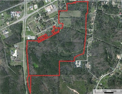 Scott County Residential Lots & Land For Sale: Highway 13 S Hwy