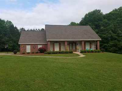 Leake County Single Family Home Contingent: 151 Red Water Rd