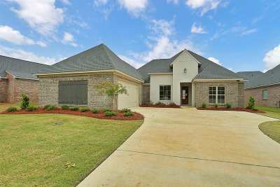 Flowood Single Family Home For Sale: 206 Duchess Ct
