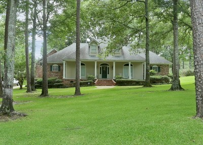 Rankin County Single Family Home For Sale: 117 Easthaven Dr