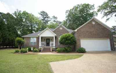 Leake County Single Family Home For Sale: 1303 Northwood Cir