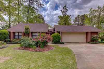 Clinton Single Family Home For Sale: 103 Caroline Cv