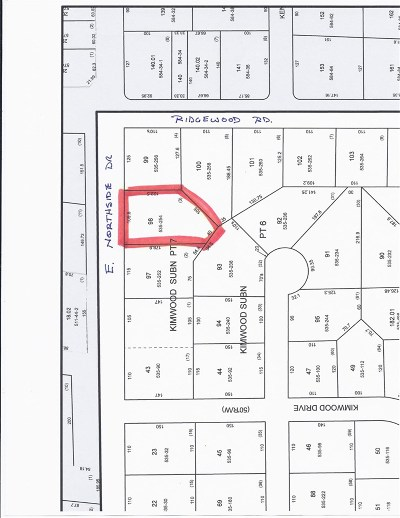 Jackson Residential Lots & Land For Sale: E Northside Dr