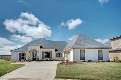Flowood Single Family Home Contingent/Pending: 408 Duke Ct