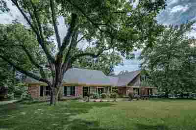 Ridgeland Single Family Home For Sale: 1920 W County Line Rd