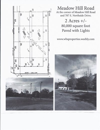 Jackson Residential Lots & Land For Sale: 787 E Northside Dr